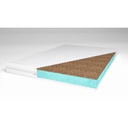 """Pěnová matrace s kokosem """"MARGO"""" 16cm"""