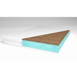 "Pěnová matrace s kokosem ""MARGO Premium"" 21cm"